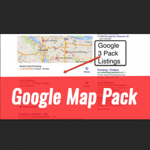 Google Map Pack Ranking Best Service