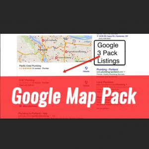 Google Map Pack Ranking Best Service